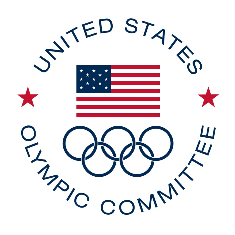 United States Olympic & Paralympic Committee Logo